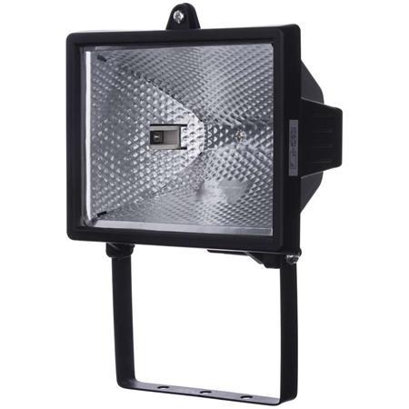 EMOS Reflektor 500W bez PIR senzoru černý *G2201; 1444500022