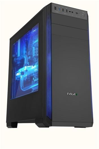 Evolveo T3, case ATX; CAET3