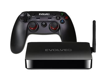 EVOLVEO Android Box H4 Plus; ABOX-H4-HDR-PS