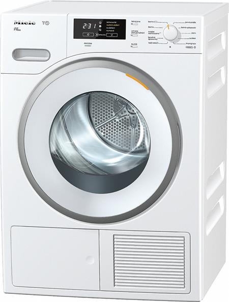 Miele TMB640 WP Eco - sušička prádla s tepelným čerpadlem; 1
