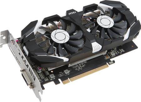 MSI VGA GTX 1050 Ti 4GT OC ; GTX 1050 Ti 4GT OC