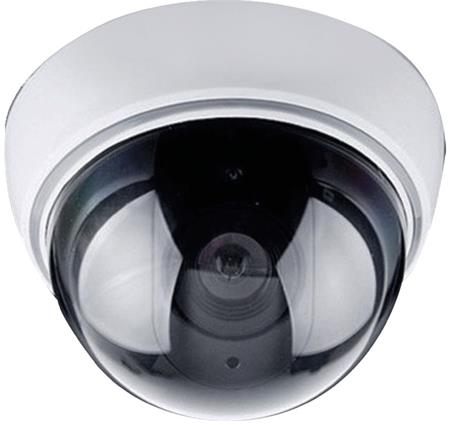 Solight Maketa bezpečnostní kamery, na strop, LED dioda, 3 x AA; 1D41
