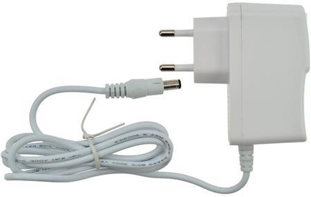 Solight Síťový adaptér pro LED pásky, 230V - 12V, 1A, 12W, bílá barva; WM70