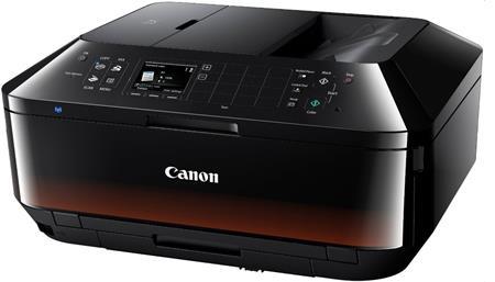 Canon PIXMA MX725 - inkoustová multifunkční tiskárna, A4, 9600DPI, 10/15obr./min, USB, Wi-Fi, černá; 6991B009