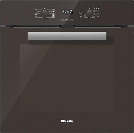 MIELE H 2661-1 BP hnědá - Vestavná pečicí trouba; 22266185D