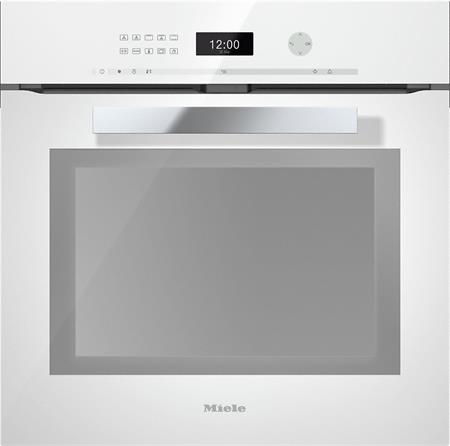 MIELE H 6461 BP bílá - vestavná trouba; 22646113D