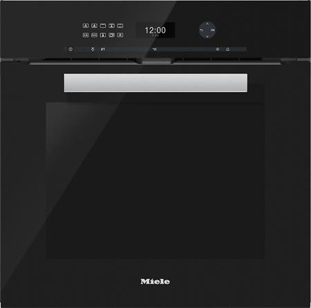 MIELE H 6461 BP černá - vestavná trouba; 22646123D