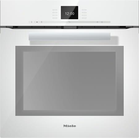 MIELE H 6660 BP bílá - vestavná trouba; 22666013D