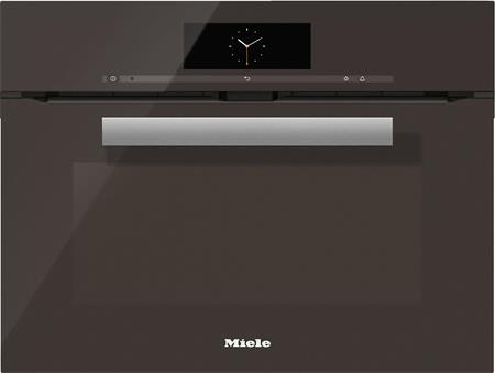 MIELE H 6800 BP hnědá - kompaktní pečicí trouba vestavná; 22680003D
