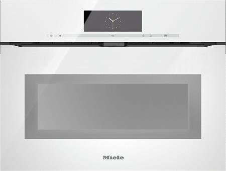 MIELE H 6800 BPX bílá - kompaktní pečicí trouba vestavná; 22680061D