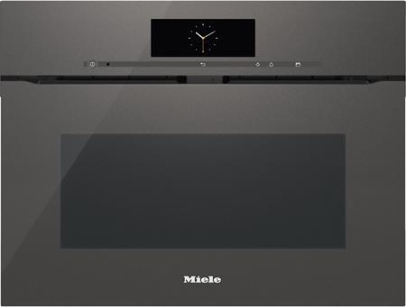 MIELE H 6800 BPX šedá - kompaktní pečicí trouba vestavná; 22680066D