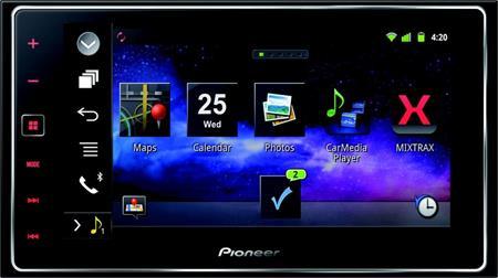 Pioneer SPH-DA120; SPH-DA120