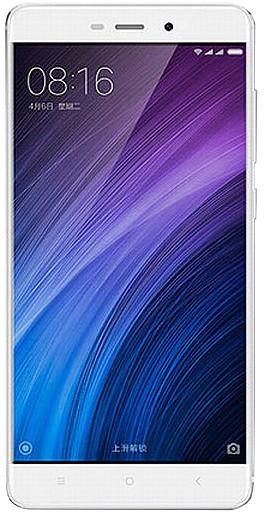 Xiaomi Redmi 4 16GB Stříbrná; PH2747