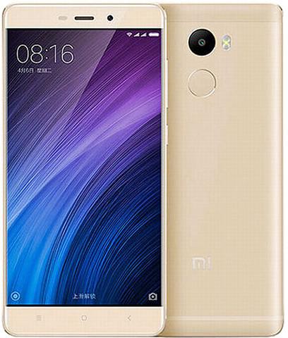 Xiaomi Redmi 4 16GB Zlatá; PH2750