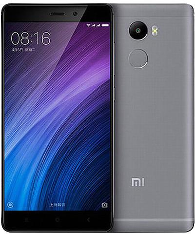 Xiaomi Redmi 4 16GB Černá; PH2748