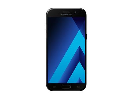 Samsung Galaxy A5 2017 (A520) 32GB, černý; SM-A520FZKAETL