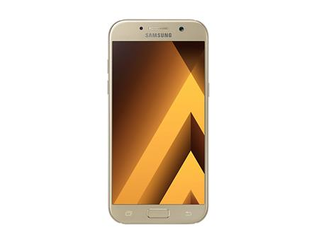 Samsung Galaxy A5 2017 (A520) 32GB, zlatý; SM-A520FZDAETL