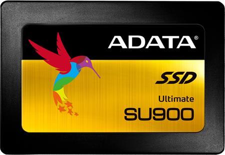 "ADATA SU900 SSD 512GB SATA III 2.5"" 3D NAND MLC (čtení/zápis: 560/525MB/s); ASU900SS-512GM-C"
