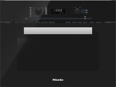 MIELE M6262 TC černá - vestavná mikrovlnná trouba; 24626220D