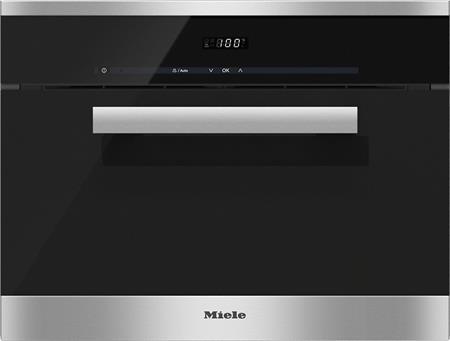 MIELE DG 6200 nerez/clst - vestavná parní trouba; 23620050D