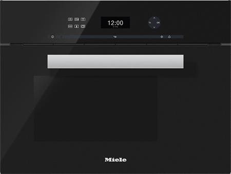 MIELE DG DG 6401 černá - vestavná parní trouba; 23640120D