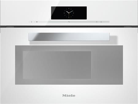 MIELE DG 6800 bílá - vestavná parní trouba; 23680010D