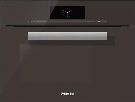 MIELE DG 6800 hnědá - vestavná parní trouba; 23680000D