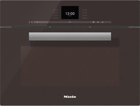 MIELE DGC 6600 XL hnědá - konvektomat pro domácnost; 23660002D
