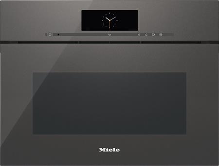 MIELE DGC 6800 X XL šedá - konvektomat pro domácnost; 23680062D