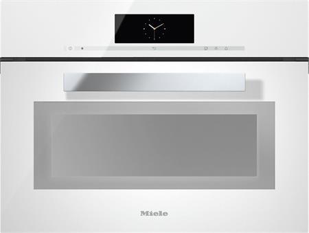 MIELE DGC 6805 XL bílá - konvektomat pro domácnost; 23680512D