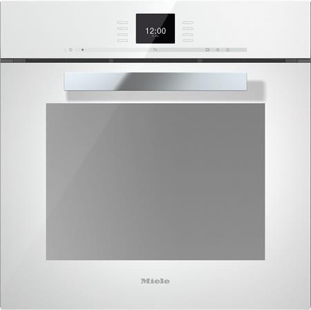 MIELE DGC 6660 XXL bílá - konvektomat pro domácnost; 23666013D