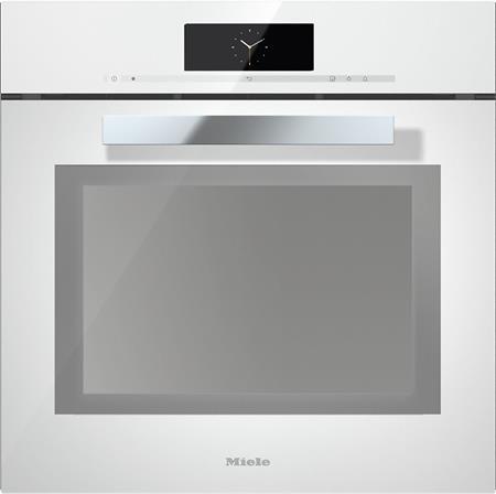 MIELE DGC 6860 XXL bílá - konvektomat pro domácnost; 23686013D
