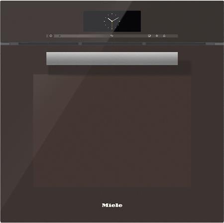 MIELE DGC 6860 XXL hnědá - konvektomat pro domácnost; 23686003D