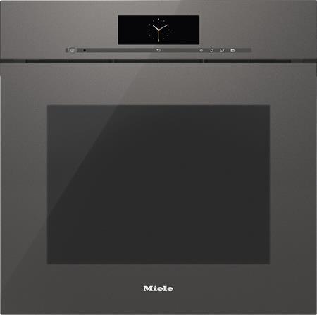 MIELE DGC DGC 6860 X XXL šedá - konvektomat pro domácnost; 23686062D