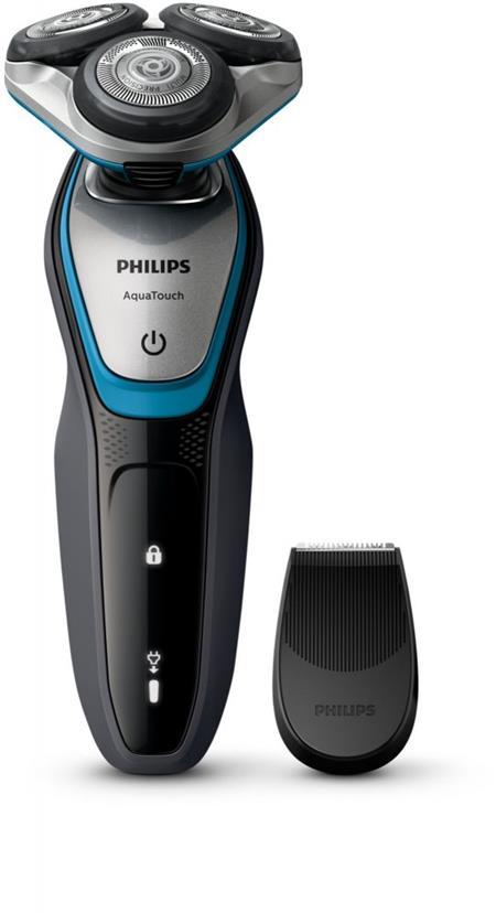 Philips S5400/ 06 - Holící strojek, hlavy Flex s otáčením v pěti směrech; S5400/06