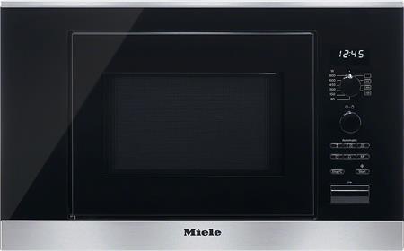 MIELE M 6032 SC nerez/clst - vestavná mikrovlnná trouba; 24603250D