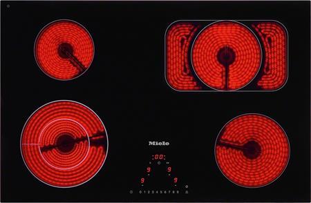 MIELE KM 6215 - senzorová varná deska ; 26621560D
