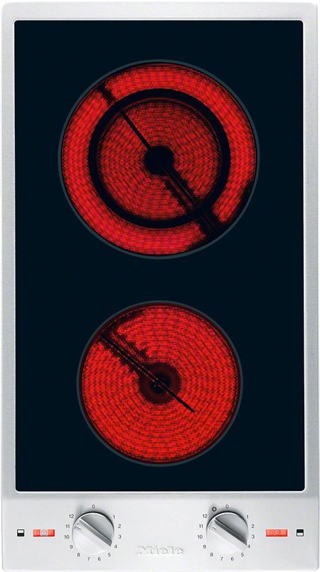 MIELE CS 1112 E - Sklokeramická varná deska COMBISET; 27111250D