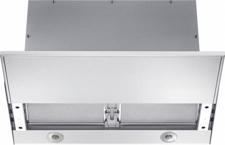 MIELE DA 3660 - panelový výsuvný odsávač par; 28366055D