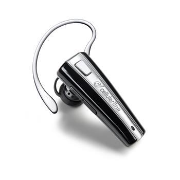 CellularLine - Headset ESSENTIAL, BT v3.0, microUSB - černá; BTC7