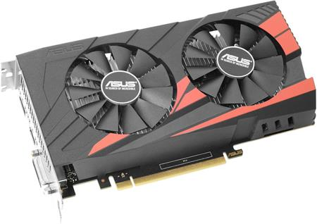 ASUS EX-GTX1050-O2G - grafická karta; 90YV0A84-M0NA00