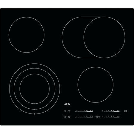 AEG HK654070I-B Sklokeramická deska; HK654070IB