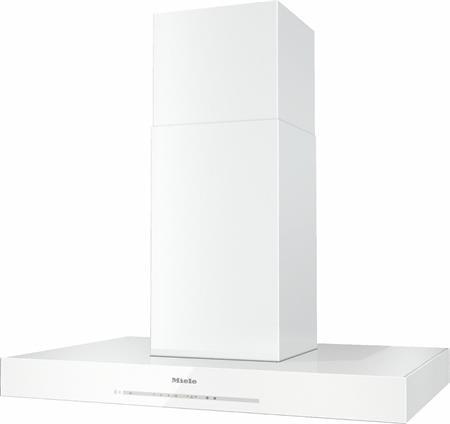 MIELE DA 6690 D bílá - odsávač par ostrovní; 28669035D