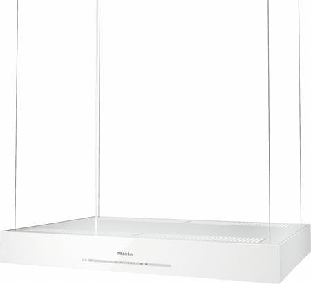 MIELE DA 6700 D Aura bílá - odsávač par ostrovní; 28670035D