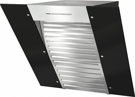 MIELE DA 6066 W Black Wing - odsávač par nástěnný; 28606640D