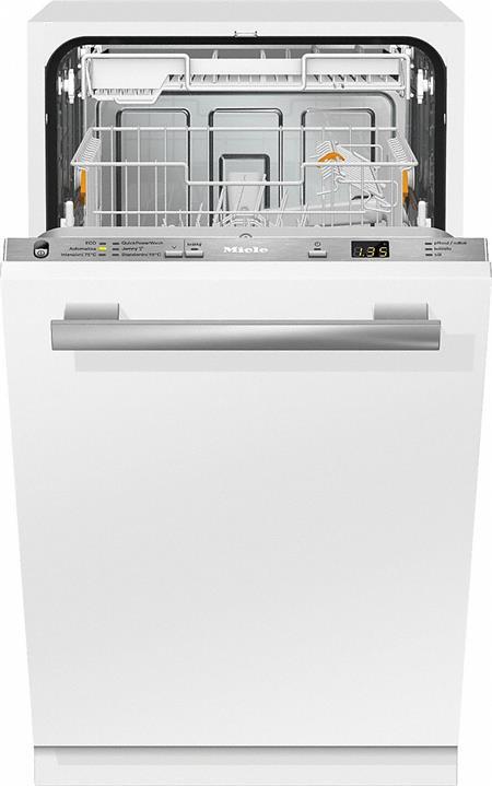 MIELE G 4780 SCVi - vestavná myčka nádobí; 21478062CZ
