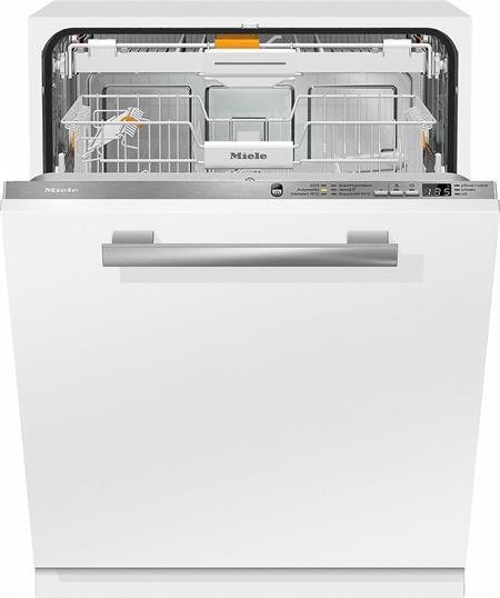 MIELE G 6660 SCVi - plně vestavná myčka nádobí; 21666062CZ