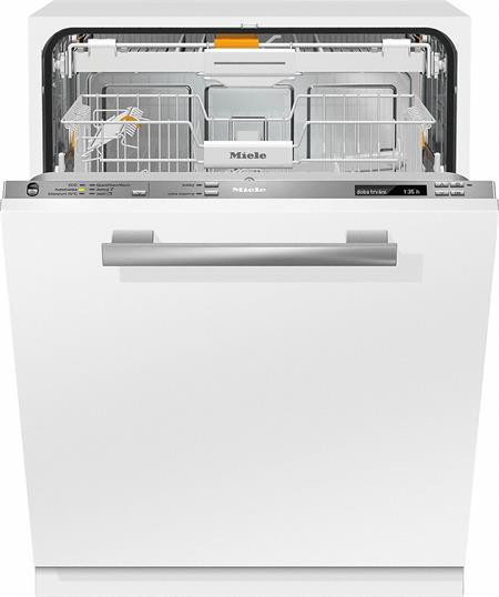 MIELE G 6760 SCVi - plně vestavná myčka nádobí; 21676062CZ