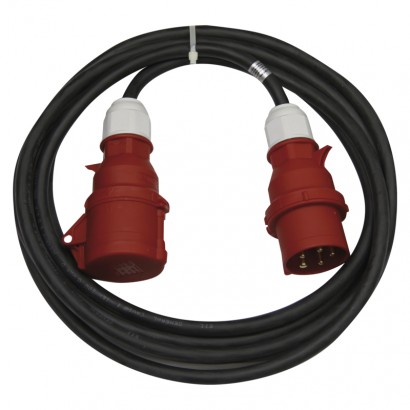 EMOS 3f prodlužovací kabel 15m 5x16A *PM0903; 1914071150