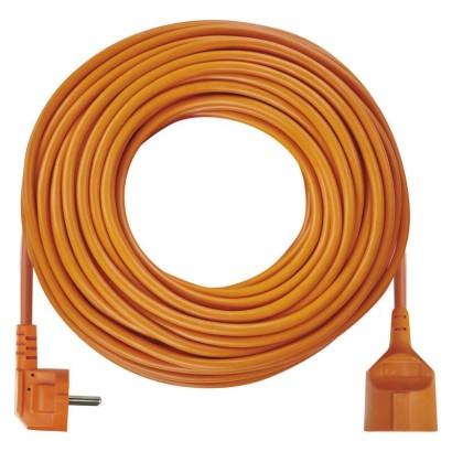 EMOS Prodlužovací kabel spojka 40m, oranžový *P01140; 1901014000